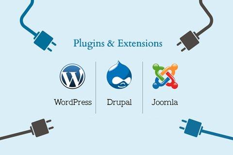 plugins-extensions-wordpress-joomla-drupal